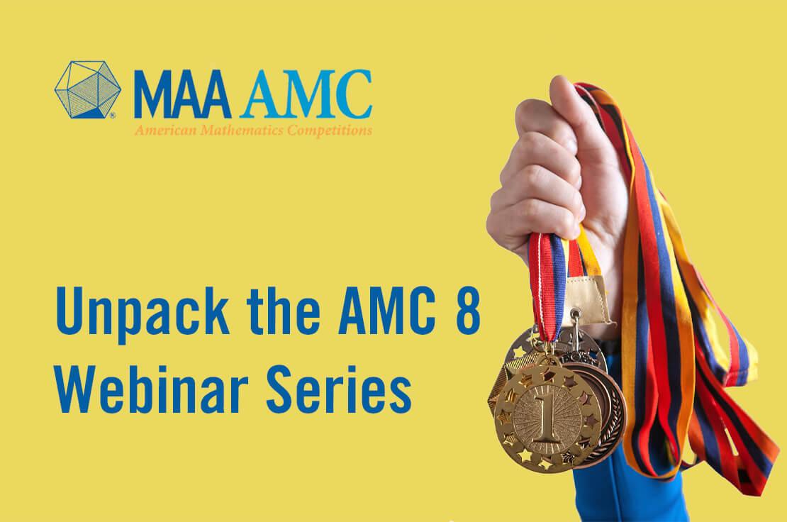 Unpack The AMC 8 Series