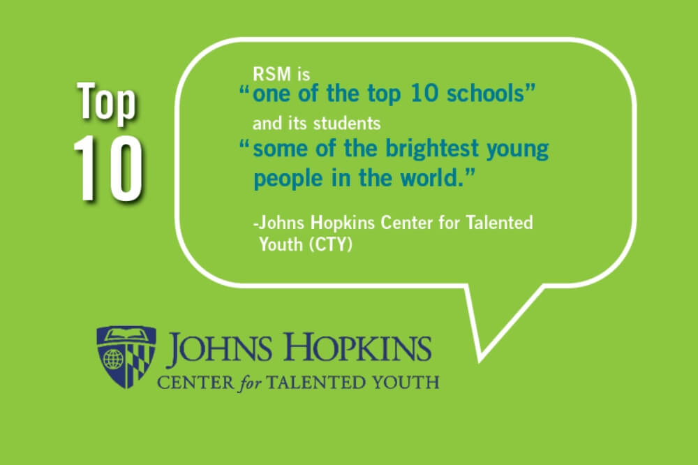 johns hopkins cty rsm top 10 schools
