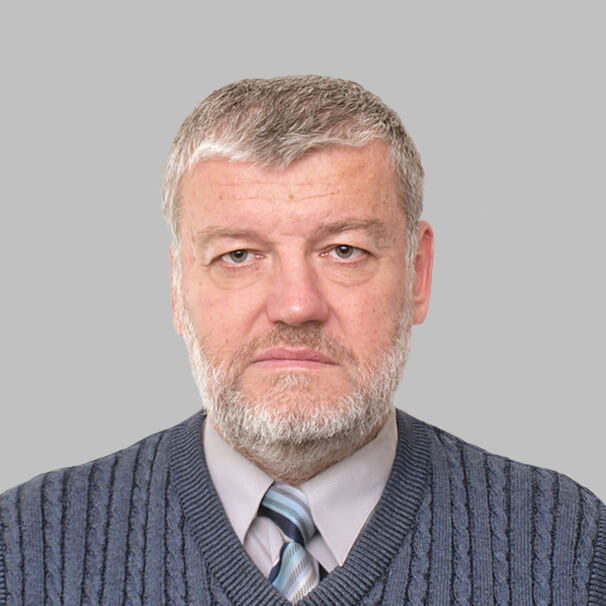 Photo of Dr. Alexander Zelenskiy