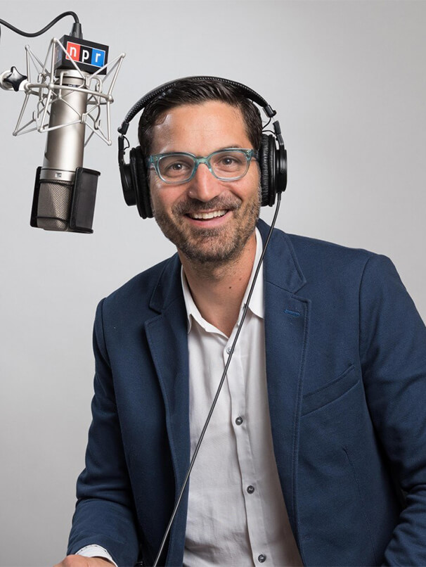 Guy Raz of TED Radio Hour